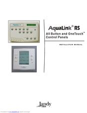 jandy aqualink rs manuals rh manualslib com aqualink rs operating manual jandy aqualink rs4 owner's manual