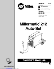miller millermatic 180 auto set manuals rh manualslib com miller diversion 180 manual miller diversion 180 manual
