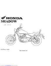 honda shadow ta200 manuals rh manualslib com honda shadow phantom owner's manual Honda Shadow Sabre