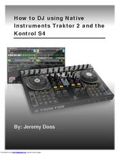 NATIVE INSTRUMENTS TRAKTOR 2 USER MANUAL Pdf Download