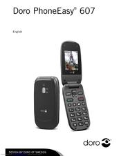 Doro phoneeasy 607 manual pdf download.