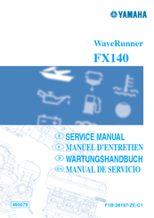 yamaha fx140 manuals rh manualslib com 2002 Yamaha FX140 Top Speed 2002 yamaha waverunner fx140 owners manual