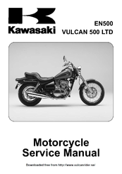 KAWASAKI EN500 VULCAN 500 LTD SERVICE MANUAL Pdf Download   ManualsLibManualsLib