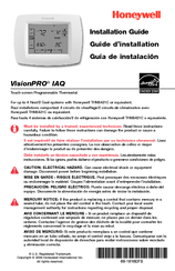 Honeywell visionpro iaq manuals honeywell visionpro iaq installation manual asfbconference2016 Gallery