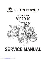 E-ton VIPER 90 Manuals | ManualsLib