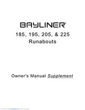 bayliner 185 owner s manual pdf download rh manualslib com 2006 bayliner 185 owner's manual 2006 bayliner 185 owner's manual