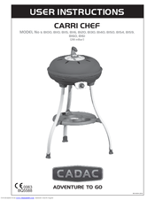Cadac Carri Chef Deluxe.Cadac 8100 User Instructions Pdf Download
