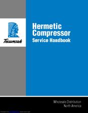 Tecumseh AH5540E Manuals