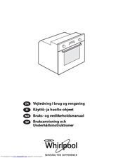 Whirlpool BUILT-IN MICROWAVE OVEN User Manual