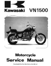 kawasaki vn1500 service manual pdf download rh manualslib com kawasaki vn 1500 service manual pdf kawasaki vn 1500 service manual pdf