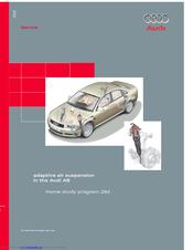 Audi A8 292 Manuals