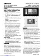 simplex 4100u manual car owners manual u2022 rh karenhanover co simplex 4100 manual pdf simplex 4100 manual override trouble