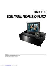 tandberg educator professional mxp manuals rh manualslib com Cisco E20 Manual Business VoIP Phones