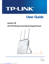 TP-Link AC1750 User Manual