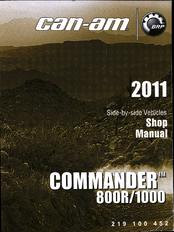 can-am commander 1000 shop manual