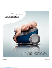 electrolux ultra silencer manuals rh manualslib com Green Vacuum Green Vacuum Cleaner