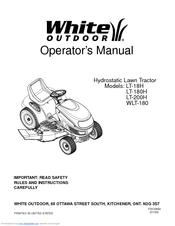 White outdoor lawn mower riding for sale tractor battery law – kindery.