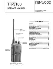 kenwood tk 3160 manuals rh manualslib com Kenwood Tk 2160 Radio kenwood tk-3160 owners manual