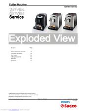 saeco hd8751 service manual pdf download rh manualslib com saeco service manual pdf saeco service manual pdf