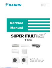 Daikin Ftxd60bvma Manuals Manualslib