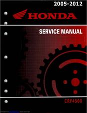 honda crf450x 2007 manuals rh manualslib com