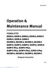 doosan forklift manual
