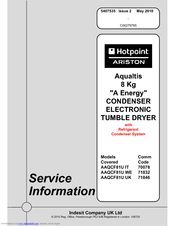 hotpoint ariston aaqcf81u we manuals rh manualslib com Electronic Program Guide Electronic for Beginners