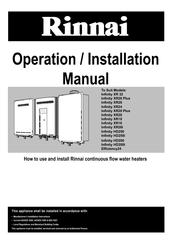 rinnai infinity xr26 manuals rh manualslib com rinnai infinity 16 service manual