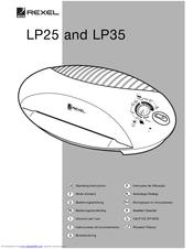 rexel lp35 manuals rh manualslib com Rexel Logo Rexel Electric Supply