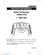 omron hbf 306 manuals rh manualslib com