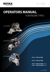 ROTAX 447 UL SCDI OPERATOR'S MANUAL Pdf Download