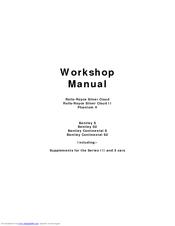 rolls royce repair manual download