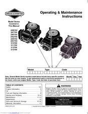 briggs stratton 28n700 series manuals rh manualslib com