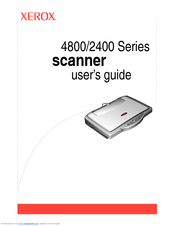Xerox 4800 Series User Manual
