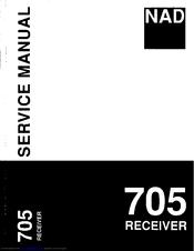 nad 705 service manual pdf download rh manualslib com nad 705 user manual nad 705 service manual