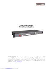 Calibre UK LEDView510 Scaler New