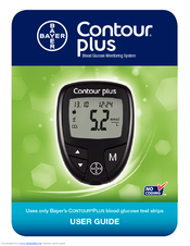 Bayer HealthCare CONTOUR PLUS User Manual