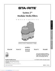 Sta Rite Plm150 Manuals