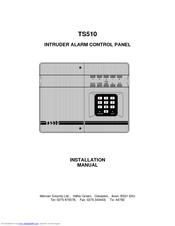 menvier security ts510 installation manual pdf download rh manualslib com Ademco Alarm System User Manual Honeywell Home Alarm Systems Manual