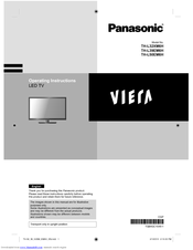 PANASONIC VIERA TH-L32E5K TV DRIVER FOR WINDOWS