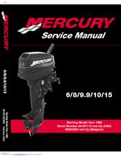 mercury outboard manuals free pdf