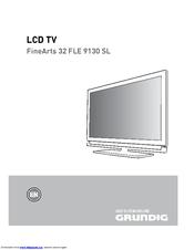 grundig 40 vle 630 bh manuals rh manualslib com Grundig TV Models Vintage Grundig TV