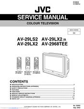 [DIAGRAM_1CA]  JVC AV-29LS2 SERVICE MANUAL Pdf Download | ManualsLib | Jvc K Series Circuit Diagram |  | ManualsLib