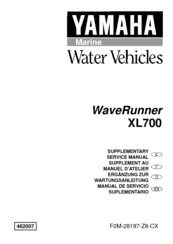 815776_waverunner_xl700_product yamaha xl700 waverunner 2001 manuals 2001 Yamaha XL800 Waverunner at n-0.co