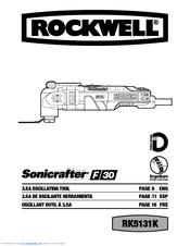rockwell sonicrafter f30 rk5131k manuals rh manualslib com rockwell sonicrafter rk5102k manual rockwell sonicrafter rk5100k manual
