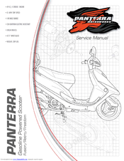 panterra freedom scooter wiring diagrams