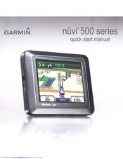 garmin nuvi 500 series manuals rh manualslib com garmin 500 manual em portugues nuvi 5000 manual