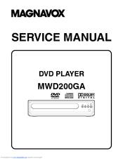 magnavox mwd200ga manuals rh manualslib com