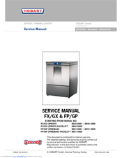 HOBART FX SERVICE MANUAL Pdf Download