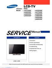 samsung la40c650 series manuals rh manualslib com samsung 360 manual samsung 630 manual